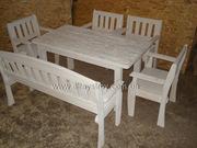 Cкамейки,  лавочки,  столы