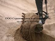 Песок овражный – карьерный,  речной песок,  грунт на подсыпку - продажа