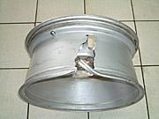 Ремонт легкосплавных дисков, сварка в среде аргона.