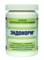 Эндонорм - уникальный препарат из лапчатки белой для лечения щитовидно