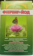Фибрент йод (отруби пшеничные,  семени льна,  гречки)