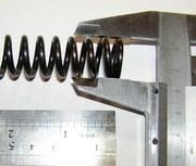 Пружины для пневматики. .ИЖ-38,  ИЖ-60,  ИЖ-22,  МР-512. Изготовление пружин