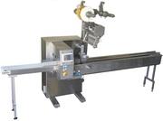 Горизонтальная упаковочная машина Flow Pack (трехшовная упаковка)
