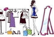 Продавец женской одежды на ТЦ Дрынок