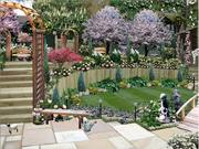 Corel,  Illustrator,  Photoshop,  Complete Landscape,  Punch,  3D Home