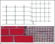 Сетка сварная штукатурная 12х12,  25х12,  25х25,  25х50,  50х50