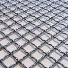 Сетка рифленая канилированная 10х10-20х20-50х50мм из проволоки 2-5мм