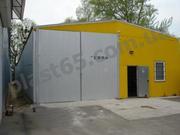 Строительство ангаров,  складов,  цехов в Украине