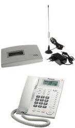 Стационарный GSM телефон с выносным радиоблоком или моноблоком