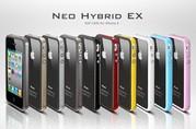 Чехол-бампер SGP Case Neo Hybrid EX Series