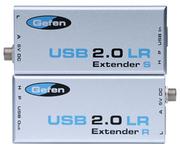 Удлинитель высокоскоростных линий USB (до 480 Мгб/сек) по витой паре