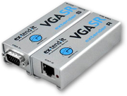 EXT-VGA-141SRN - Удлинитель линий VGA по витой паре (5 Cat) на 50 м