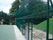 Ограждения для бассейнов и спорт площадок,  кортов.