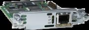 Cisco VWIC2-1MFT-T1/E1 + PVDM2-32 + PVDM2-16