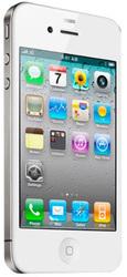 Копия iPhone 4G W88 White + Чехол