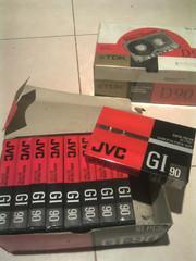 Аудио кассета.90 мин.TDK.JVC.MAXELL.FUJI.YOKO