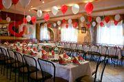 Ресторан для свадьб,  банкетов,  фуршетов,  корперативов