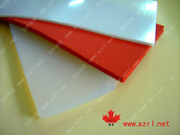 (Листовая резина)Силиконовая пластина для горячего тиснения