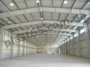 Каркасные ангары,  строительство каркасных ангаров в Украине,  каркасные склады,  каркасные быстровозводимые здания под ключ.