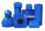 Пластиковые бочки для воды от Рото Европластаcт