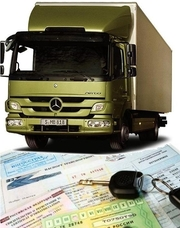 Срочно куплю документы на Mercedes Atego (Мерседес Атего)