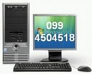 Ремонт компьютеров в Киеве: 099 4504518;  432-73-04.