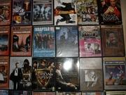 Коллекция ДВД дисков