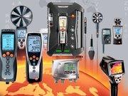 Контрольно-измерительные приборы testo (Индустрия-Украина)