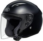 Открытый мотошлем или шлем три четверти