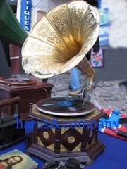 Грампластинки и иголки для граммофона и патефона. Возможна пересылка по Украине