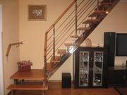Лестницы на любой вкус, металические, деревянные, стеклянные.Заказать.