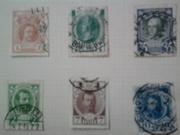 продам марки дореволюционые