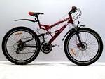 новые горные двухподвесные велосипеды: Azimut