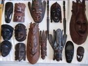 Африканские маски.