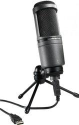 Микрофон для домашней студии Audio Technica АТ 2020 USB цена 2040