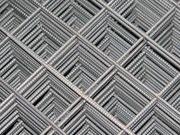 Сетка  армирования цементно-песчаных  стяжек 100х100,  150х150,  200х200