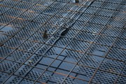 Сетка  армирования покрытий паркингов,  крыш зданий 100х100,  150х150
