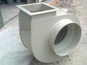 Вентилятор радиальный (корпус)