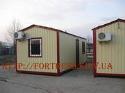 Бытовки,  блок контейнеры,  строительные вагончики