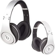 Наушники Monster Beats by Dr. Dre Studio Silver