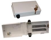 Коробка распределительная телефонная КРМ-П1/20 под плинты  LSA-Plus