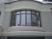 Купить высококачественные дерево- алюминиевые алюминиевые окна в Киеве