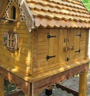 Голубятня,  мини. Маленькая голубятня. Дом для голубей.