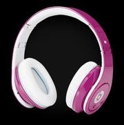 Наушники Monster Beats by Dr. Dre Studio Pink купить