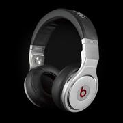 Наушники Monster Beats by Dr. Dre Pro black купить в кредит