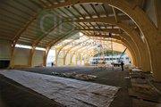 гнуто-клееные деревянные  конструкции, балки, арки, фермы