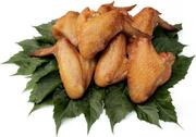 Копченые куриные крылья для пабов и ресторанов