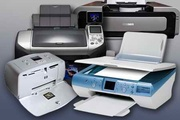 заправка принтеров струйных и лайзерных или МФУ и его настройка и подк