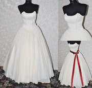 Свадебное платье Синди,  б/у,  не дорого
