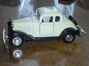 Коллекционная металлическая модель ретро-автомобиля серии «Old Timer»